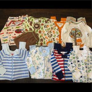 Baby Boys Pajama Lot (6-9 Months)